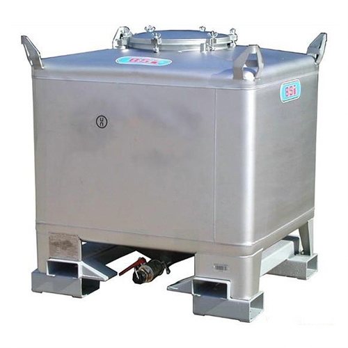 不锈钢吨桶应用在化工行业