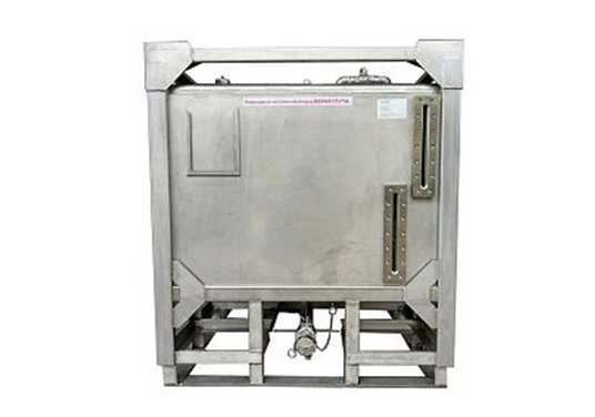 不锈钢IBC吨桶