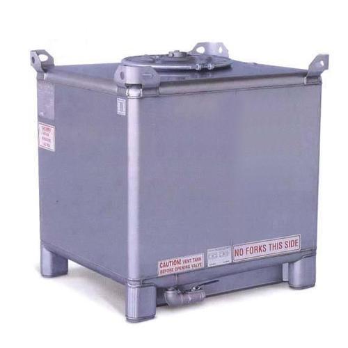 不锈钢吨桶应用在食品行业
