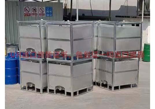 304不锈钢方形吨桶